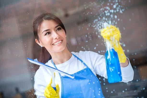 شركة الأمين الإماراتية خدمة تنظيف منازل علي أكمل وأجمل وجه