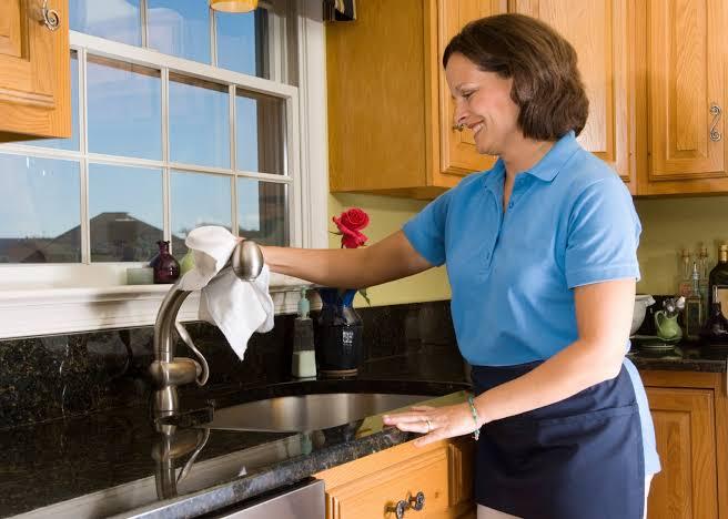 أفضل شركة تنظيف منازل في الشارقة تنظيف شامل للمطابخ