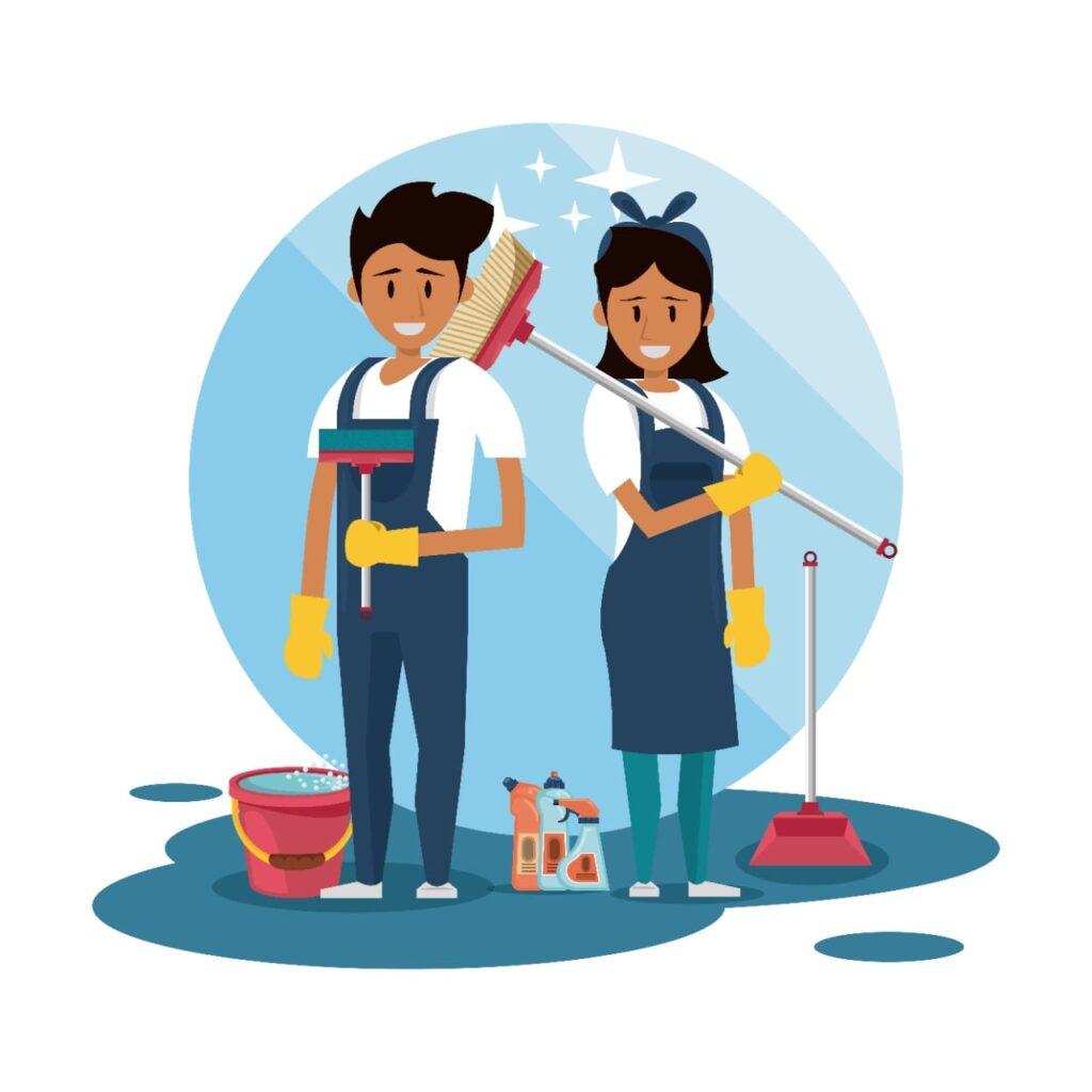 أفضل شركة تنظيف منازل في العين