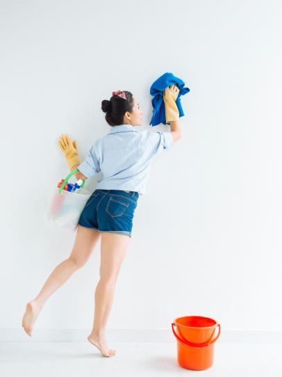 شركة تنظيف غرف أطفال